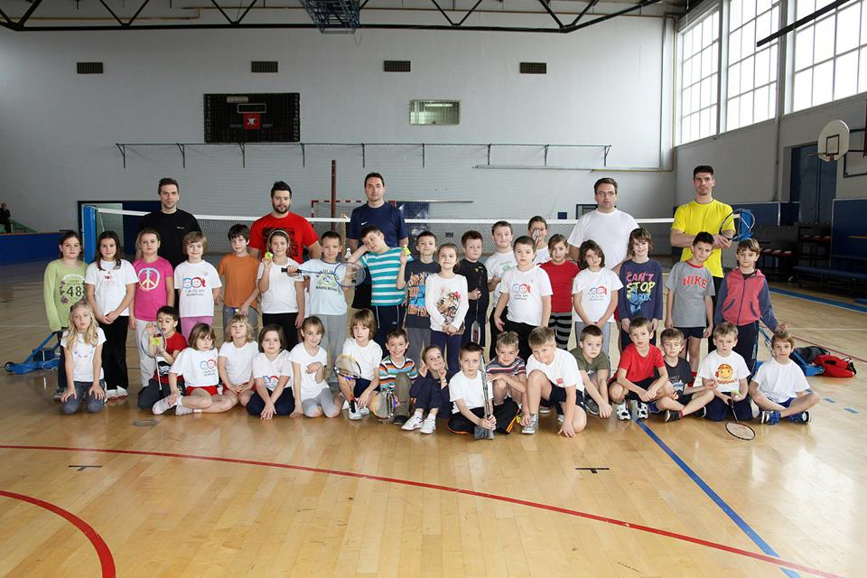 Prezentacija badmintona